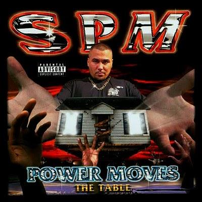 South Park Mexican – Power Moves: The Table (2xCD) (1998) (FLAC + 320 kbps)