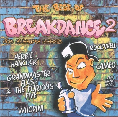 VA - The Best Of Breakdance 2 And Electric Boogie