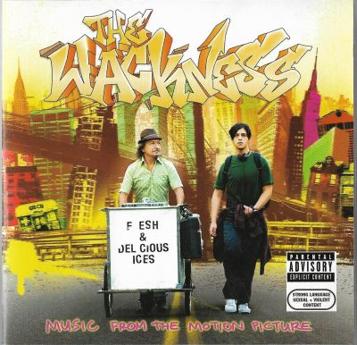 OST – The Wackness (CD) (2008) (FLAC + 320 kbps)