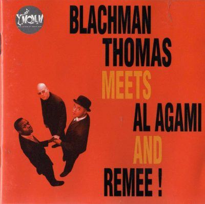 Blachman Thomas Meets Al Agami & Remee – The Style And Invention Album (1994) (CD) (FLAC + 320 kbps)