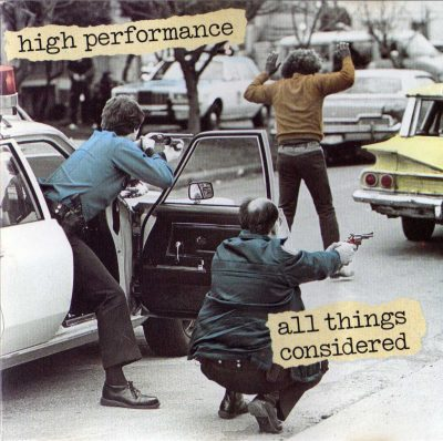 High Performance – All Things Considered (1990) (CD) (FLAC + 320 kbps)