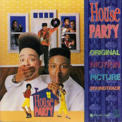 OST – House Party (1990) (CD) (FLAC + 320 kbps)