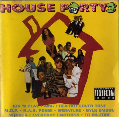 OST – House Party 3 (1994) (CD) (FLAC + 320 kbps)