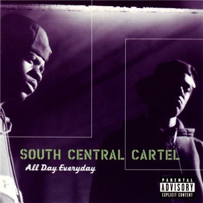South Central Cartel – All Day Everyday (CD) (1997) (FLAC + 320 kbps)