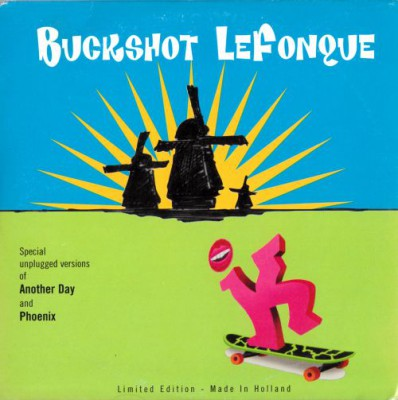 Buckshot LeFonque - Another Disc