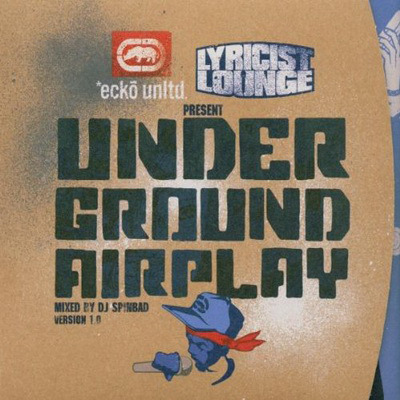 DJ Spinbad - Underground Airplay 1.0