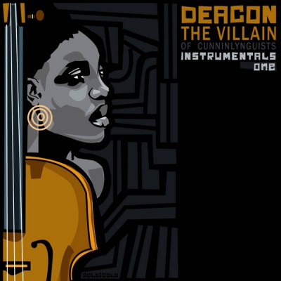 Deacon The Villain - Instrumentals One