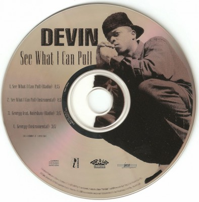 Devin The Dude - See What I Can Pull (Promo CDS)