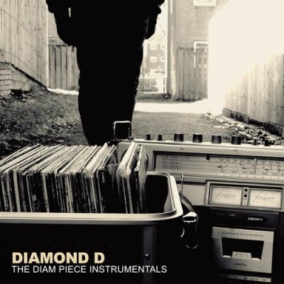 Diamond D – The Diam Piece (Instrumentals) (Vinyl) (2015) (320 kbps)