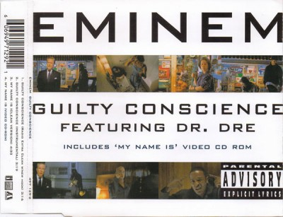 Eminem Ft. Dr. Dre - Guilty Conscience