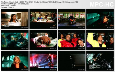 Goodie Mob - (2000) What It Ain't (Ghetto Enuff) (feat. TLC) (DVD) (www.1994hiphop.com)