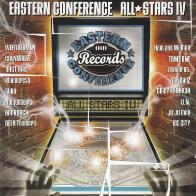 The High & Mighty Present – Eastern Conference All Stars IV (CD) (2004) (FLAC + 320 kbps)