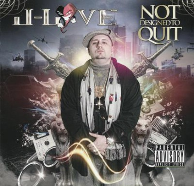 J-Love - Not Designed To Quit (2013)