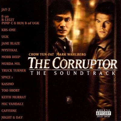 OST - The Corruptor (1998)