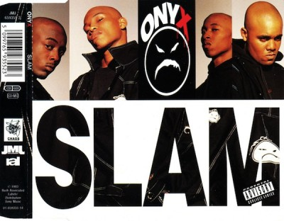 Onyx - Slam (EU CDS)