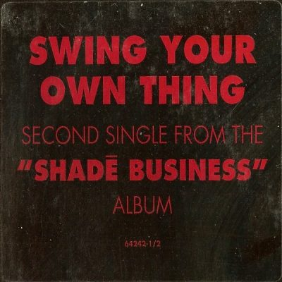 PMD – Swing Your Own Thing / Shade Business (VLS) (1994) (320 kbps)