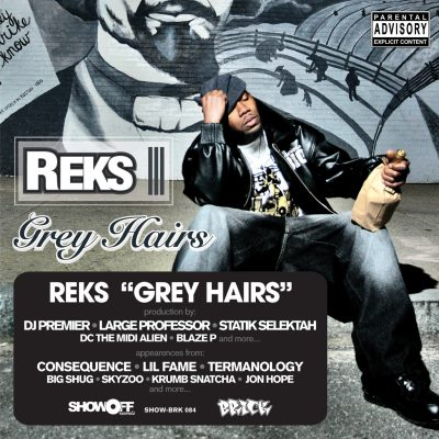 Reks – Grey Hairs (CD) (2008) (FLAC + 320 kbps)