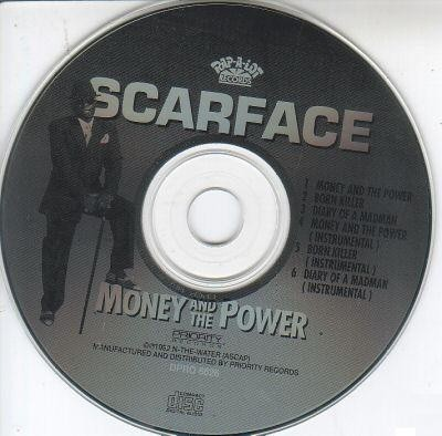 Scarface – Money And The Power (Promo CDS) (1992) (320 kbps)