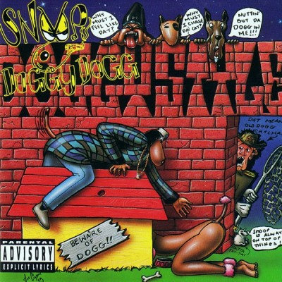 Snoop Doggy Dogg – Doggystyle (CD) (1993) (FLAC + 320 kbps)