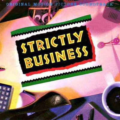 OST – Strictly Business (CD) (1991) (FLAC + 320 kbps)