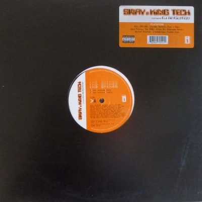 Sway & King Tech – The Anthem (VLS) (1999) (FLAC + 320 kbps)