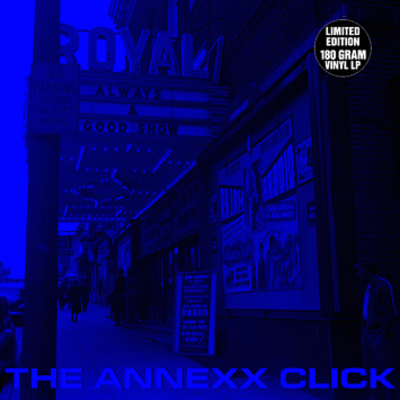 The Annexx Click - The Blue Tape (2013)