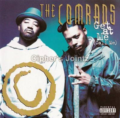The Comrads – Get At Me (Call Me) (CDS) (1997) (320 kbps)