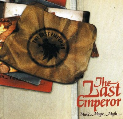 The Last Emperor – Music, Magic, Myth (2xCD) (2003) (FLAC + 320 kbps)