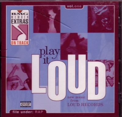 Various Artists - Play It Loud - New Music From Loud Music