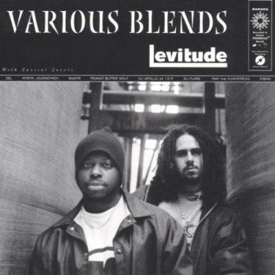 Various Blends – Levitude (CD) (1999) (FLAC + 320 kbps)