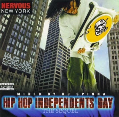 Various - Hip Hop Independents Day The Sequel