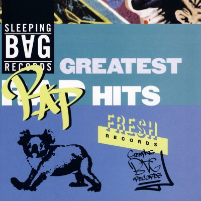 Various - Sleeping Bag Records Greatest Rap Hits