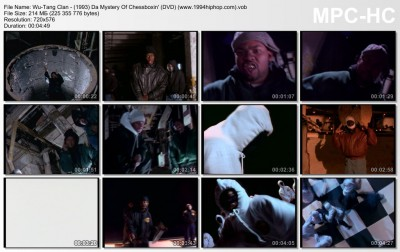 Wu-Tang Clan - (1993) Da Mystery Of Chessboxin' (DVD) (www.1994hiphop.com)