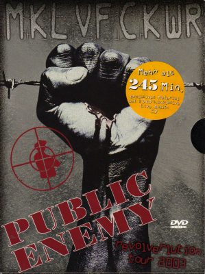Public Enemy – MKLVFCKWR (Revolverlution Tour 2003) (2004) (CD + 2DVD) (FLAC + 320 kbps)