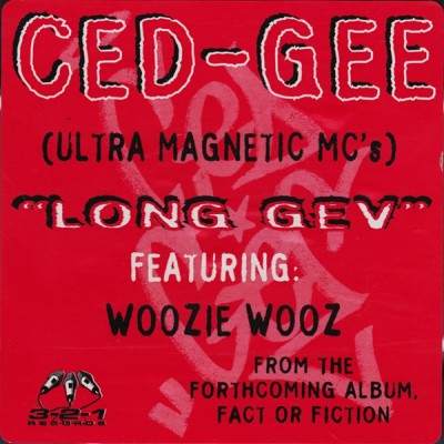 Ced-Gee – Long Gev (Promo CDS) (1998) (320 kbps)