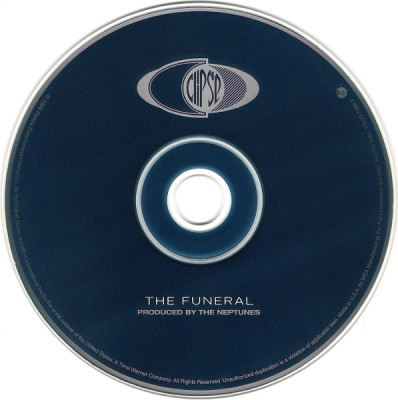 Clipse - The Funeral [Promo CDS]