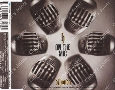 DJ Honda - On The Mic
