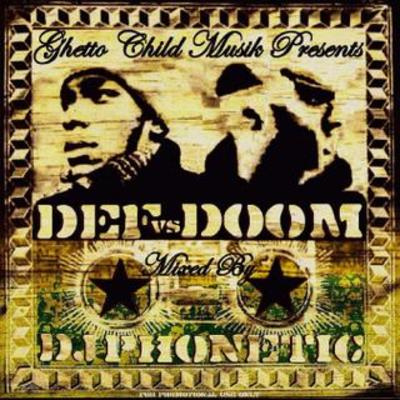 MF DOOM & Mos Def – Def vs Doom (CD) (2006) (FLAC + 320 kbps)