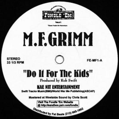 MF Grimm – Do It For The Kids (VLS) (1998) (FLAC + 320 kbps)