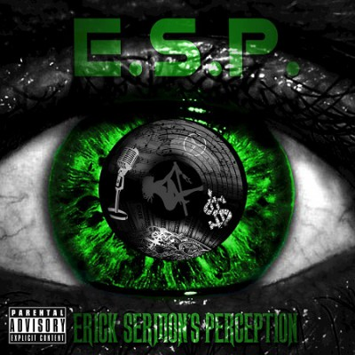 Erick Sermon – E.S.P. (Erick Sermon's Perception) (CD) (2015) (FLAC + 320 kbps)