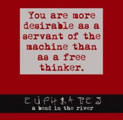 Euphrates - A Bend in the River