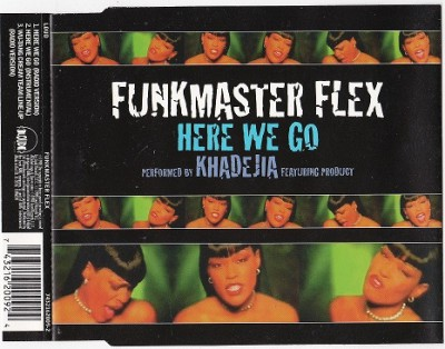Funkmaster Flex – Here We Go (CDS) (1998) (320 kbps)