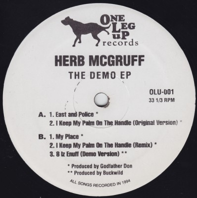 Herb McGruff - The Demo EP