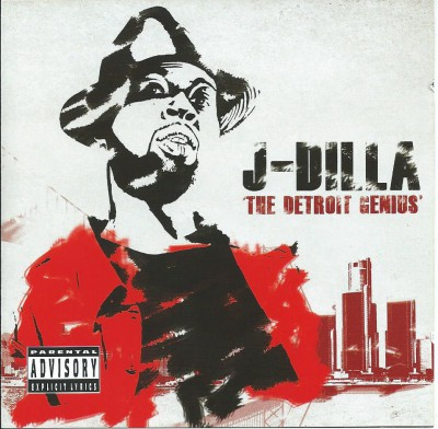 J Dilla – The Detroit Genius (CD) (2012) (FLAC + 320 kbps)