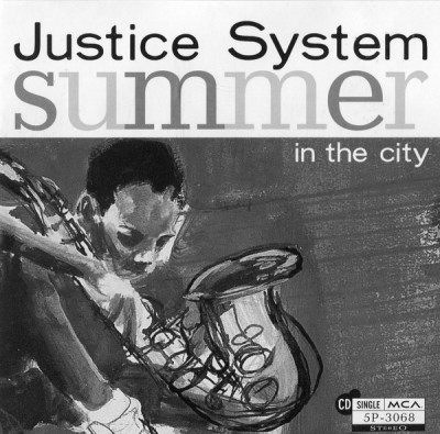 Justice System – Summer In The City (Promo CDS) (1994) (FLAC + 320 kbps)