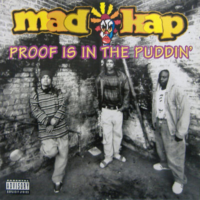 Mad Kap - Proof Is In The Puddin' VLS