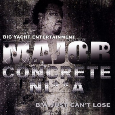 Major - Concrete Nigga