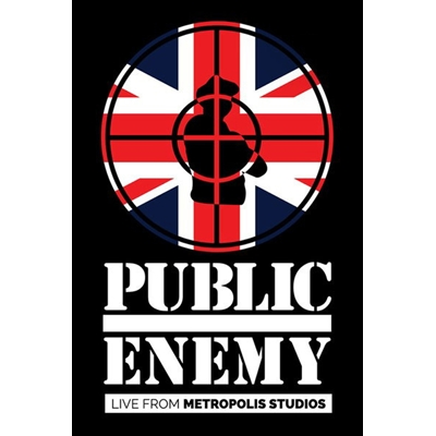 Public Enemy – Live From Metropolis Studios (2xCD) (2015) (FLAC + 320 kbps)