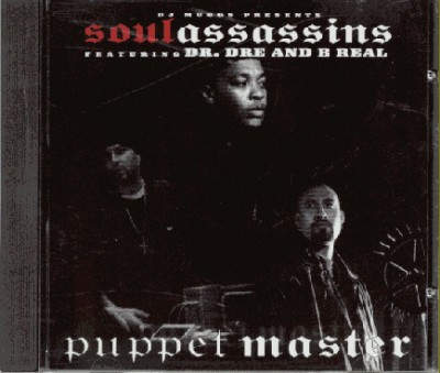 DJ Muggs Presents: Soul Assassins – Puppet Master (CDS) (1997) (320 kbps)
