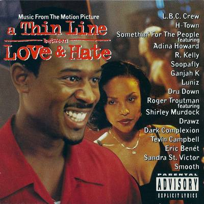 Soundtrack - A Thin Line Between Love & Hate (Music From The Motion Picture)